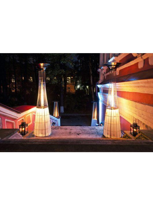 Aura Hidromasszázs Stúdió Veszprém - Lightfire Dolce Vita teraszmelegítő