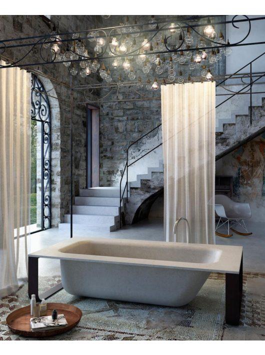Aura Hidromasszázs Stúdió Veszprém - Glass Concrete Bath