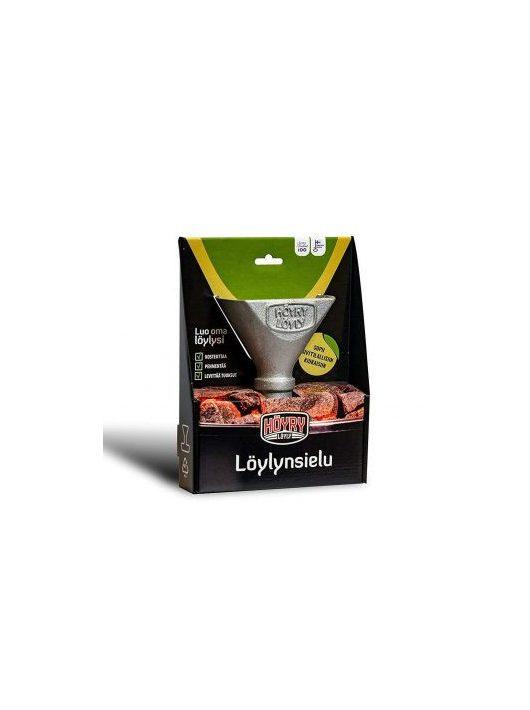 HöyryLöyly Black eredeti finn gőzölögtető edény szaunakályhákhoz, szürke
