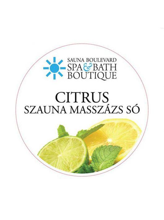 Masszázs só citrussal 140g - Aura Hidromasszázs Stúdió Veszprém