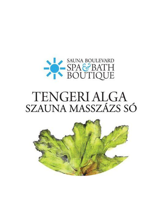 Masszázs só tengeri algával 140g - Aura Hidromasszázs Stúdió Veszprém