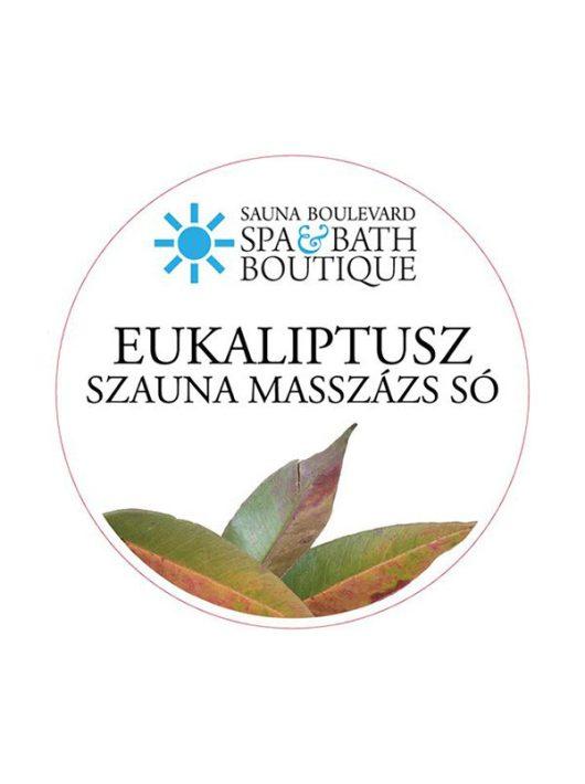 Masszázs só eukaliptusszal 140g - Aura Hidromasszázs Stúdió Veszprém