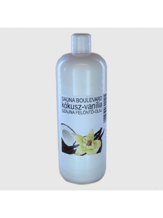 Kókusz-vanília szauna illatanyag 1000 ml - Aura Hidromasszázs Stúdió Veszprém