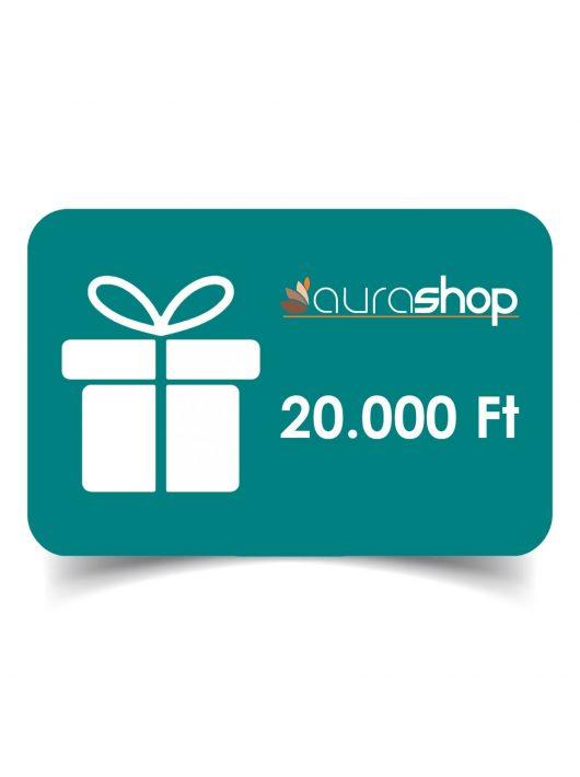 Aura Hidromasszázs Stúdió Veszprém - Ajándékutalvány 20000 Ft értékben