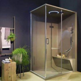 Gőz- és zuhanykabinok
